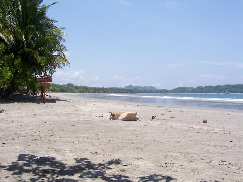 Playa Samara, Costa Rica - Wat zij zegt