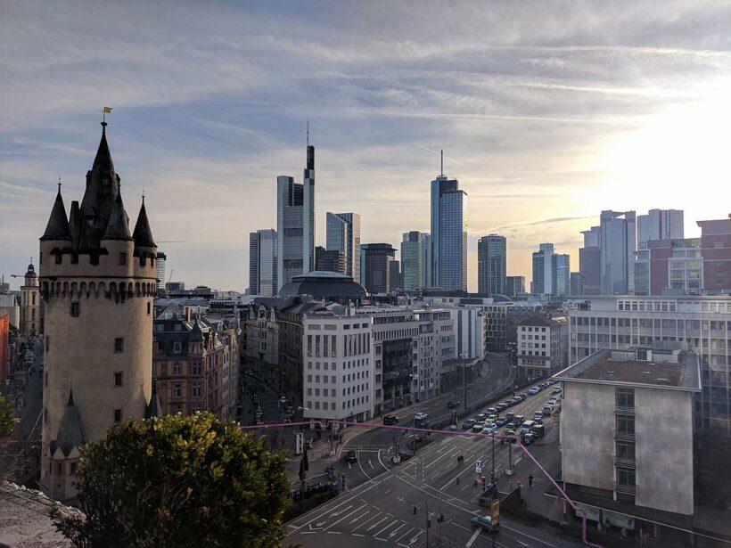 Citytrip Frankfurt: Manhattan aan de Main