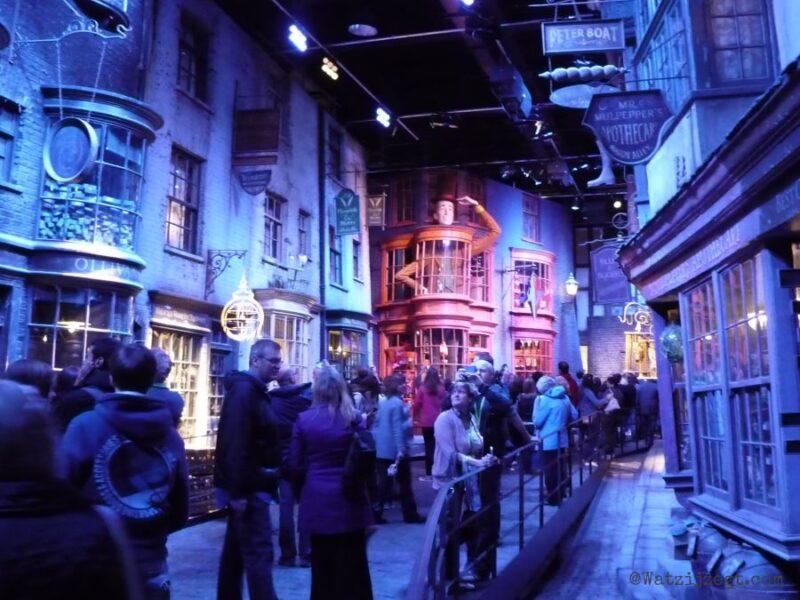 The Making of Harry Potter: bezoek de filmstudio's