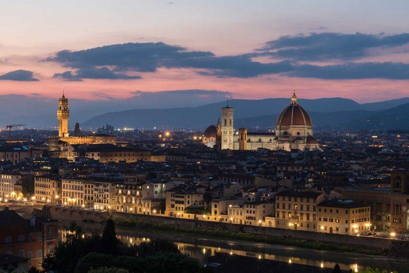 Mooiste stadjes Toscane: Bezoek Florence