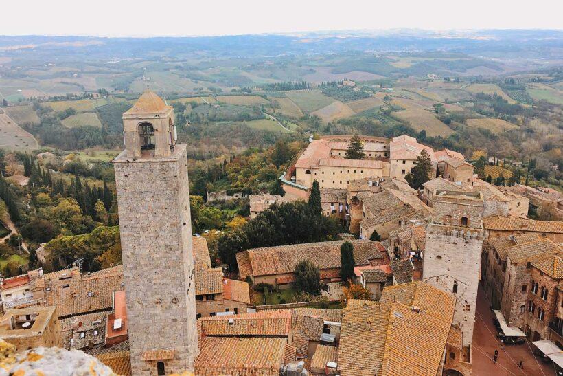 Mooiste stadjes Toscane: dit wil je doen in San Gimignano