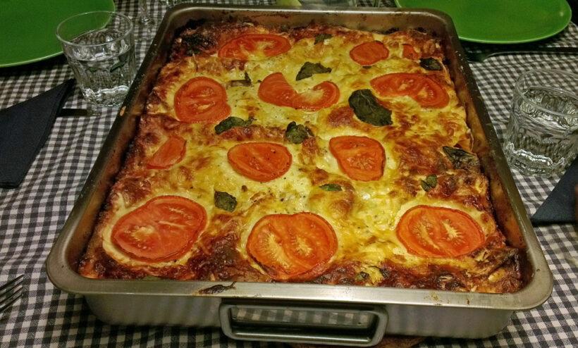 Jamie's Lasagne