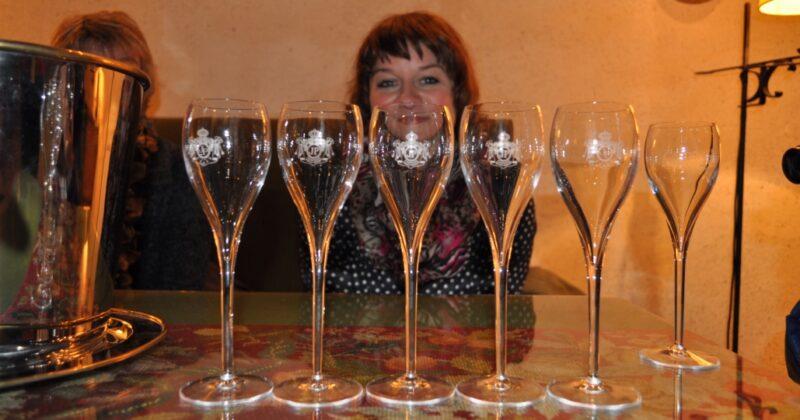 Champagne proeven bij Joseph Perrier in de Franse Champagne-Ardenne