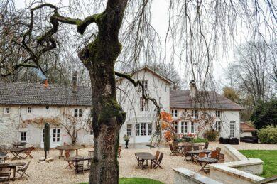 Overnachten in Frankrijk: Hotel La Source Bleue in Frankrijk