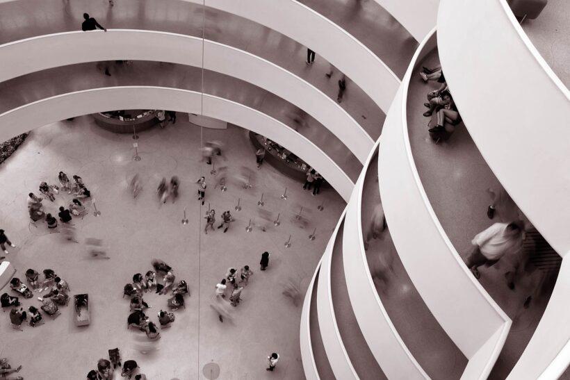 Bezoek het Guggenheim in New York