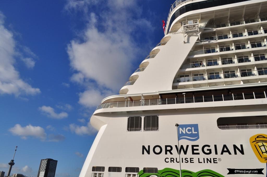 Cruisen voor first-timers - Norwegian Getaway - Watzijzegt.com
