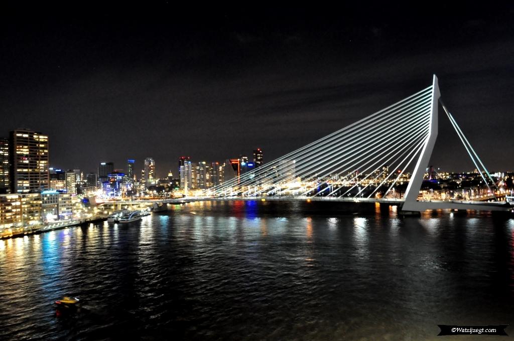 Cruise to Nowhere afvaart Rotterdam Erasmus - Watzijzegt.com
