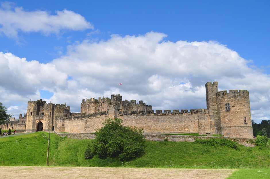 Alnwick Castle - Watzijzegt