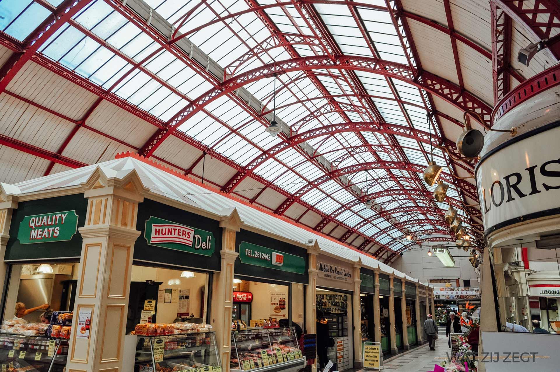 Newcastle Grainger Market