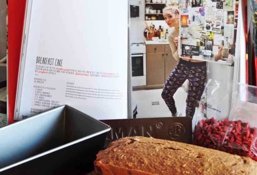 Rens Kroes' Breakfast Cake