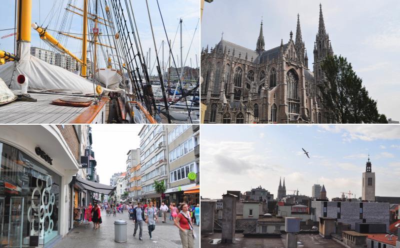TRAVEL: Oostende stedentrip