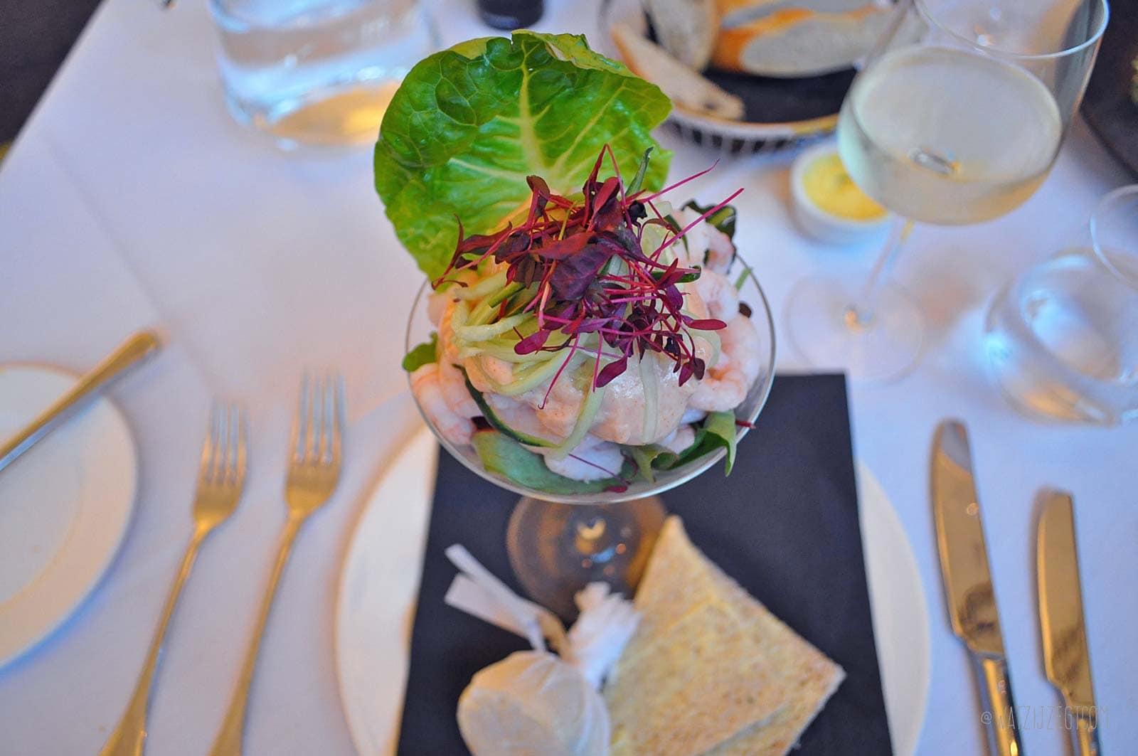 Heerlijk eten bij MPW Steakhouse and Grill in Newcastle