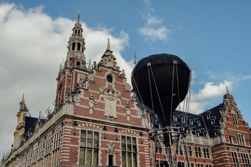 Wat te doen in Leuven: bezoek Universiteitsbibliotheek & toren