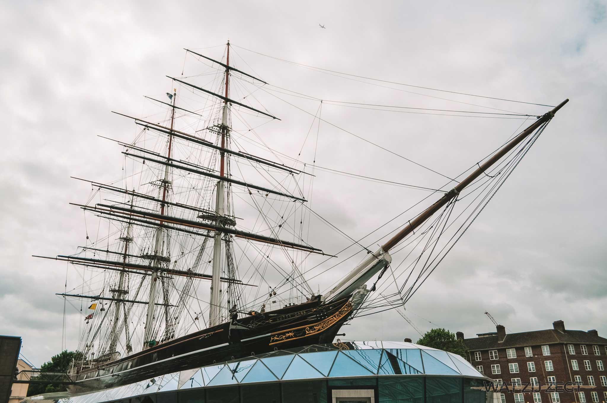 Cutty Sark Greenwich, Londen