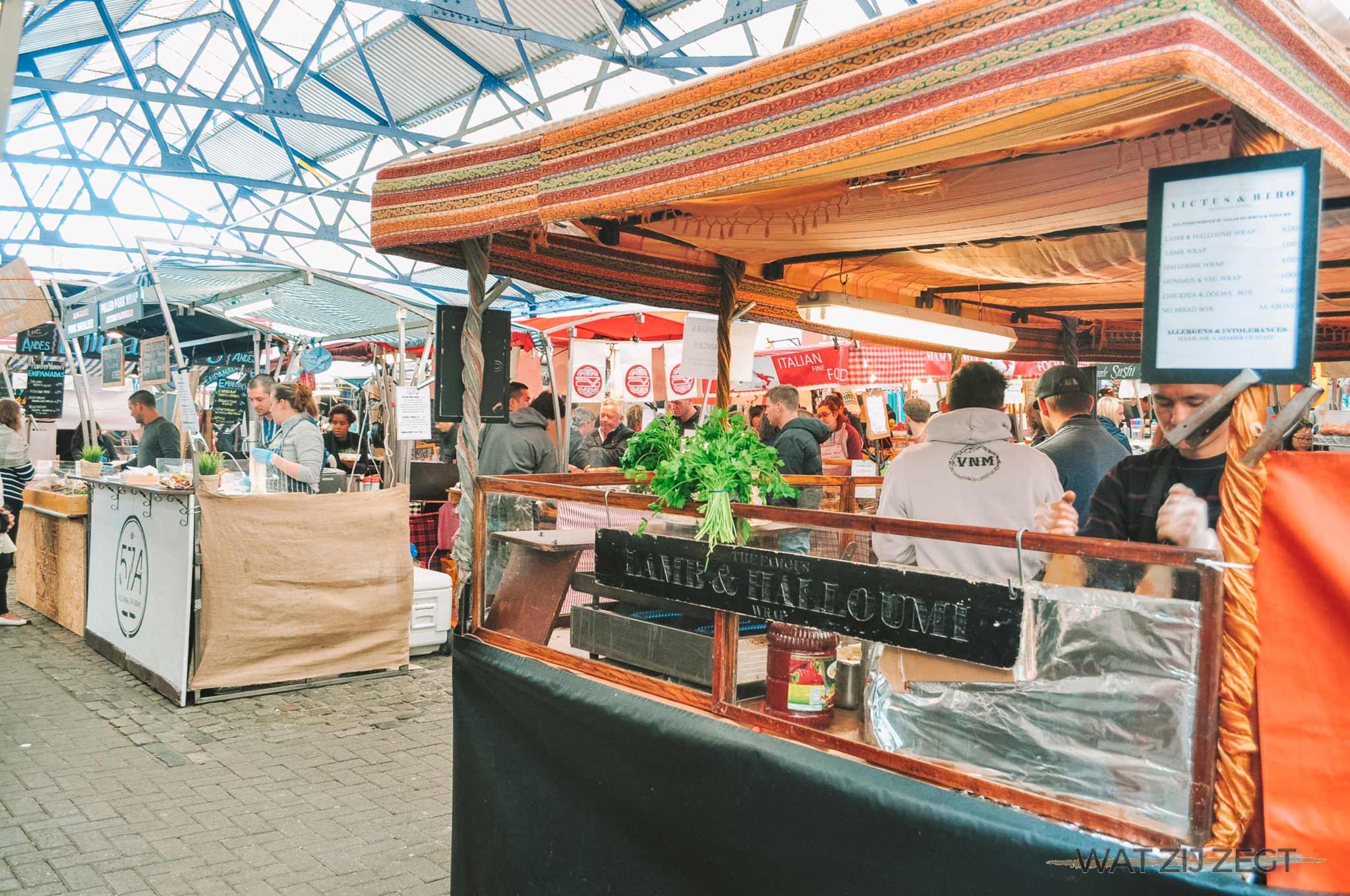 Greenwich Market Londen