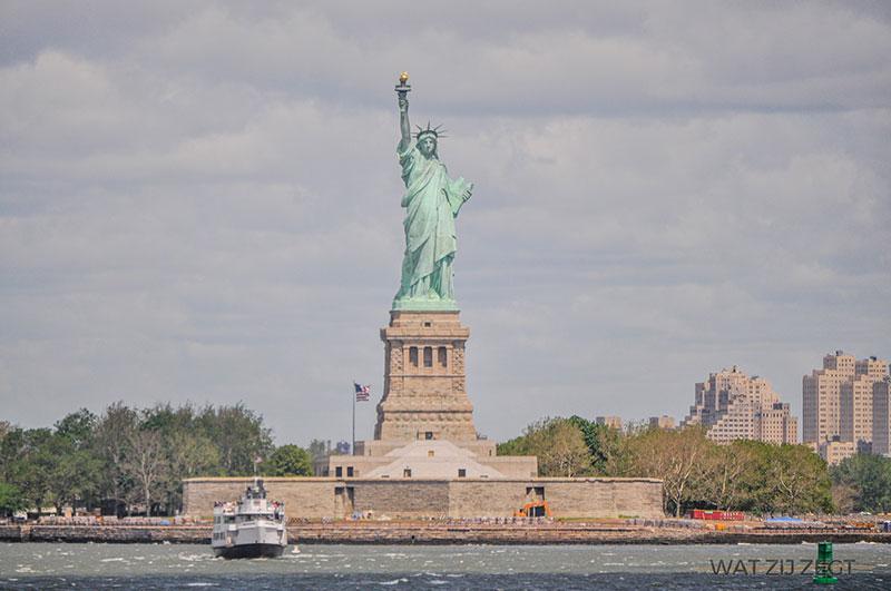 Vrijheidsbeeld NYC New York City
