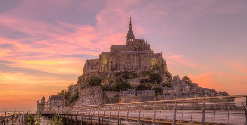 France Voyage - Mont Saint Michel