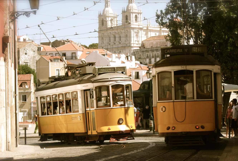 Lissabon mag niet ontbreken tussen je stedentrip bestemmingen in 2017