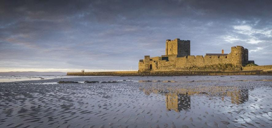 Carrickfergus Castle - 7x de mooiste kastelen in Ierland