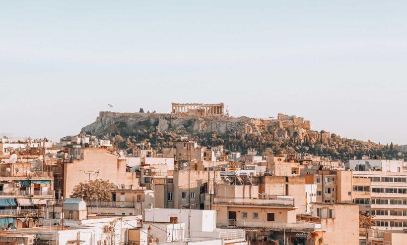 Bezoek Athene, een van de mooiste steden in Griekenland