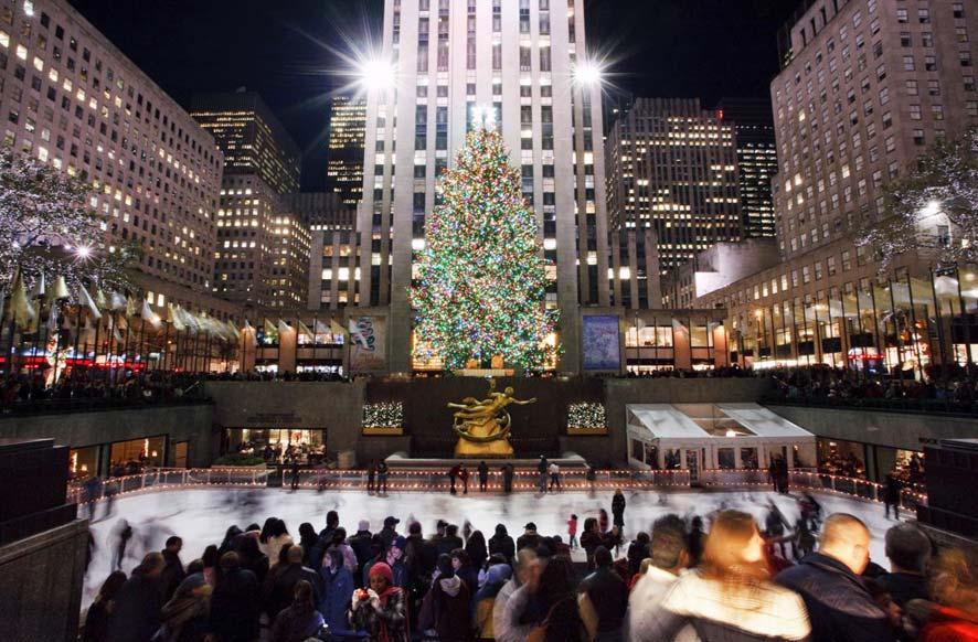 De beste tips voor een magische kerstvakantie in New York City