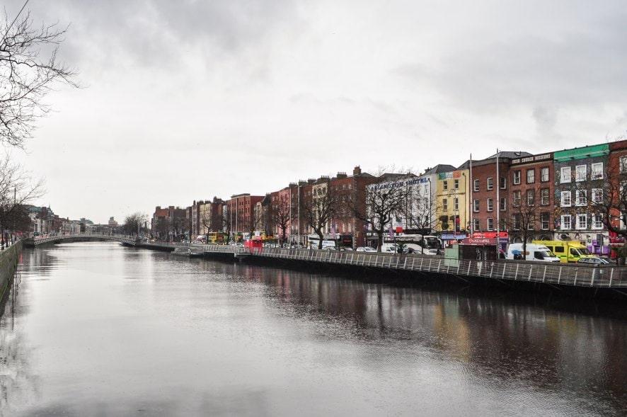 Schrikkeldag in Dublin