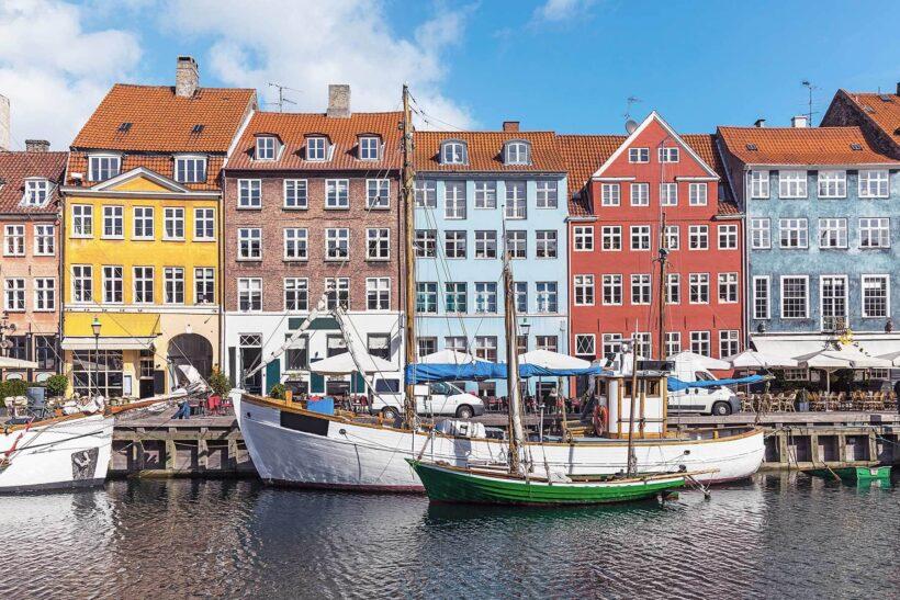 Nyhavn in Kopenhagen // Wat te doen in Kopenhagen: 13 ideeën voor elk budget