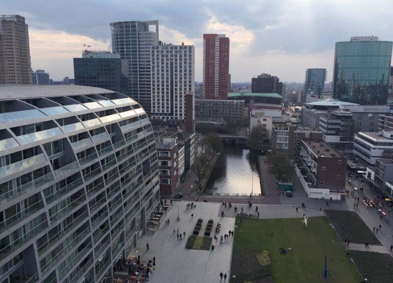 Speeddate met Rotterdam: 3x doen