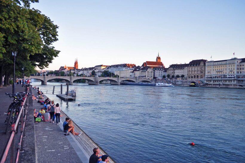 Zomers Basel: daar wil je heen!