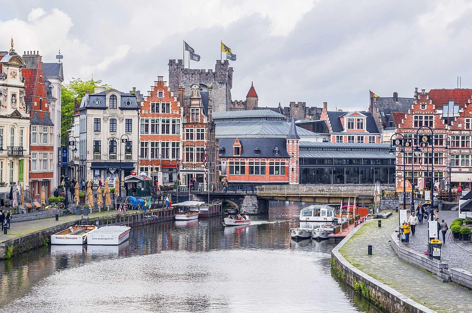 Wat te doen in Gent: 7 toffe tips