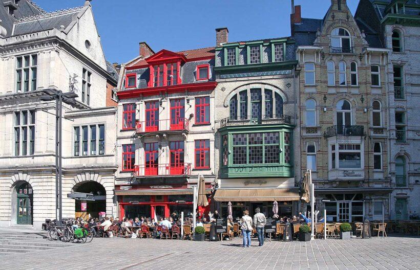 Vegetarisch eten in Gent