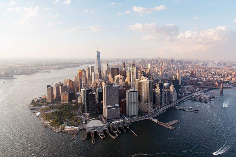 Lower Manhattan staat weer volledig op de kaart!
