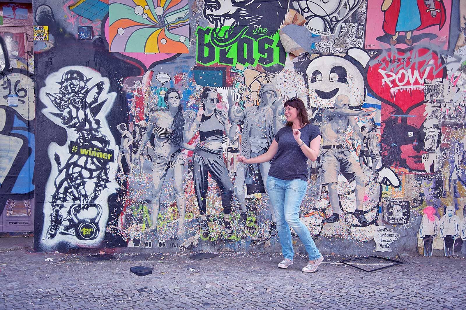 24 uur in Berlijn: meedansen met de Sobre meisjes