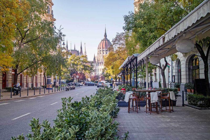 Boedapest in Hongarije is een geweldige stedentrip-bestemming