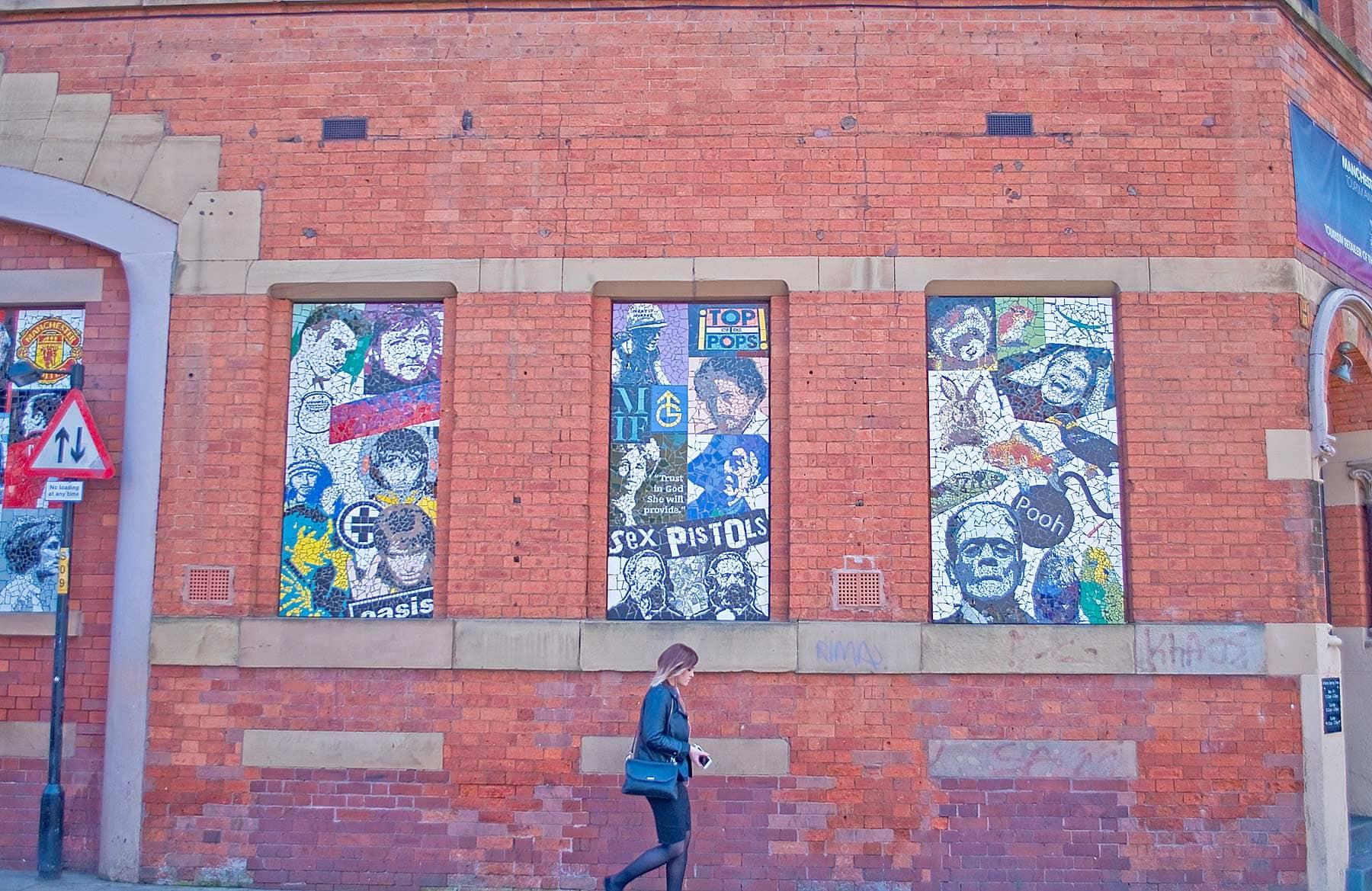 Doen in Manchester: hotspots & street art
