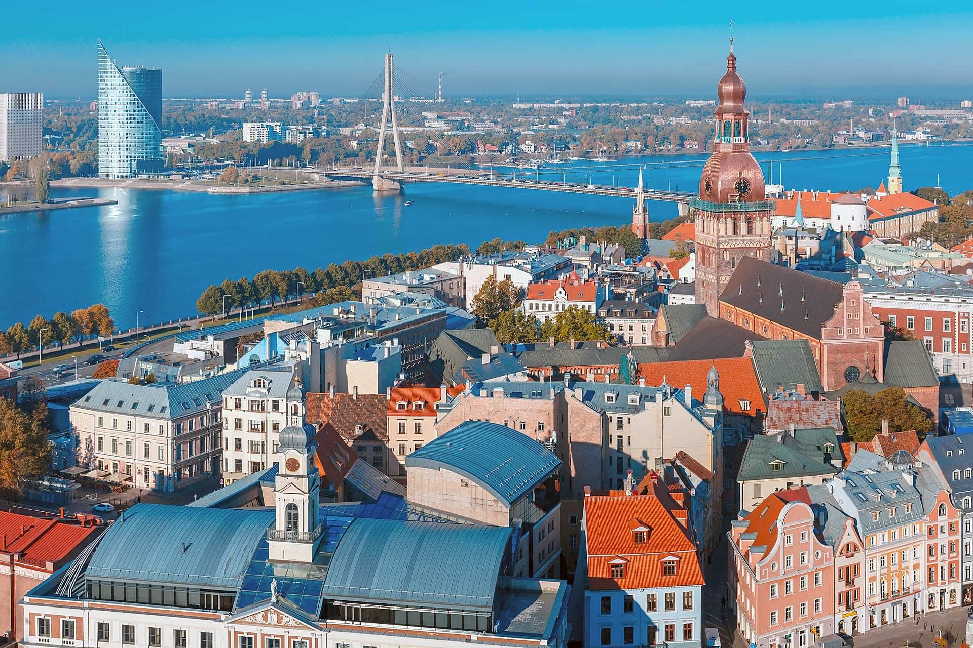 Riga: feesthoofdstad voor cultuurbarbaren of avontuurlijke bestemming?
