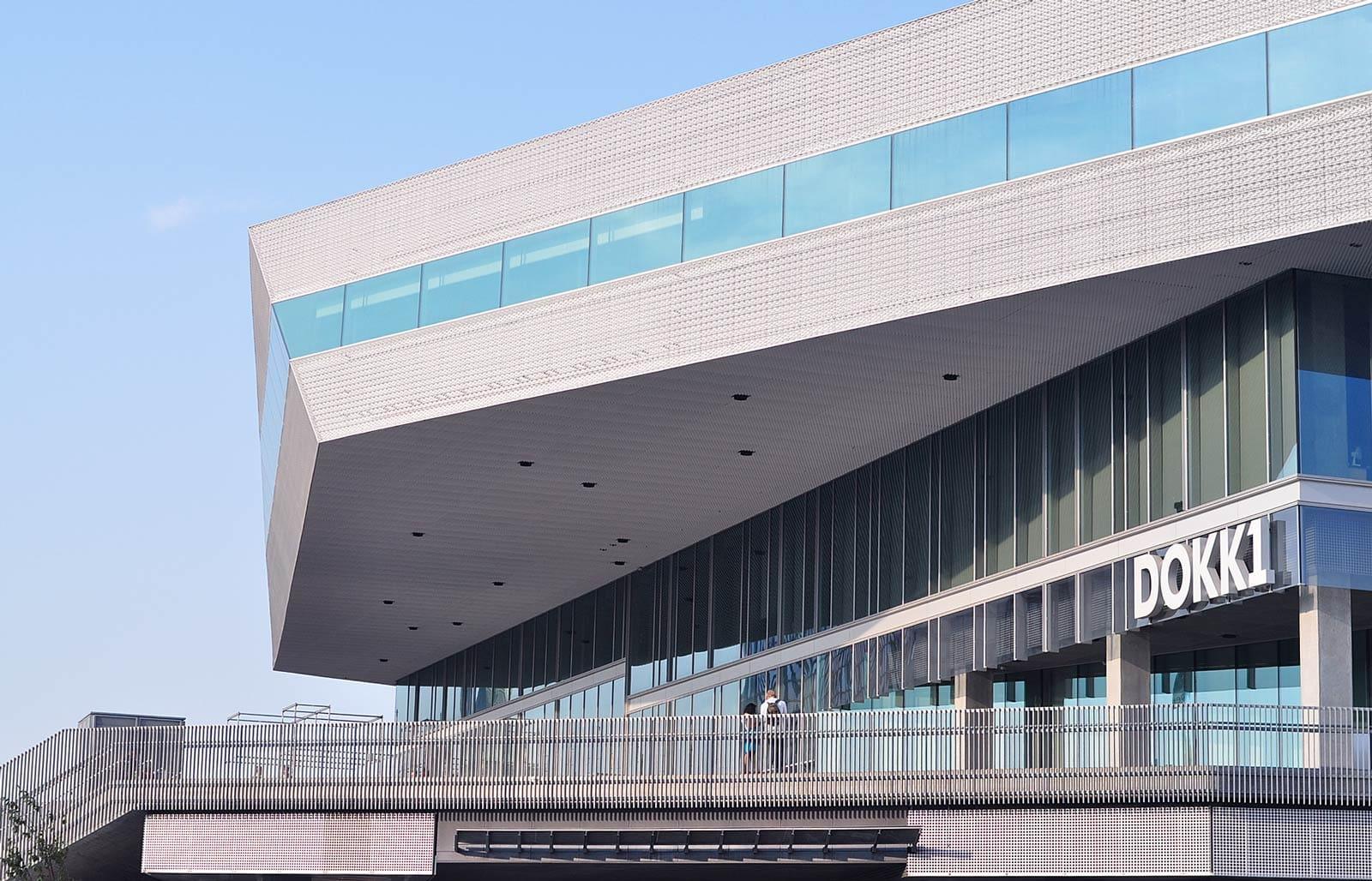 Dokk1 is de grootste, multimediale bibliotheek van Scandinavië