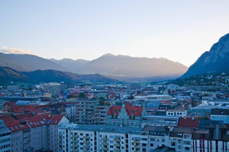 36 uur in Innsbruck: stad tussen de bergen