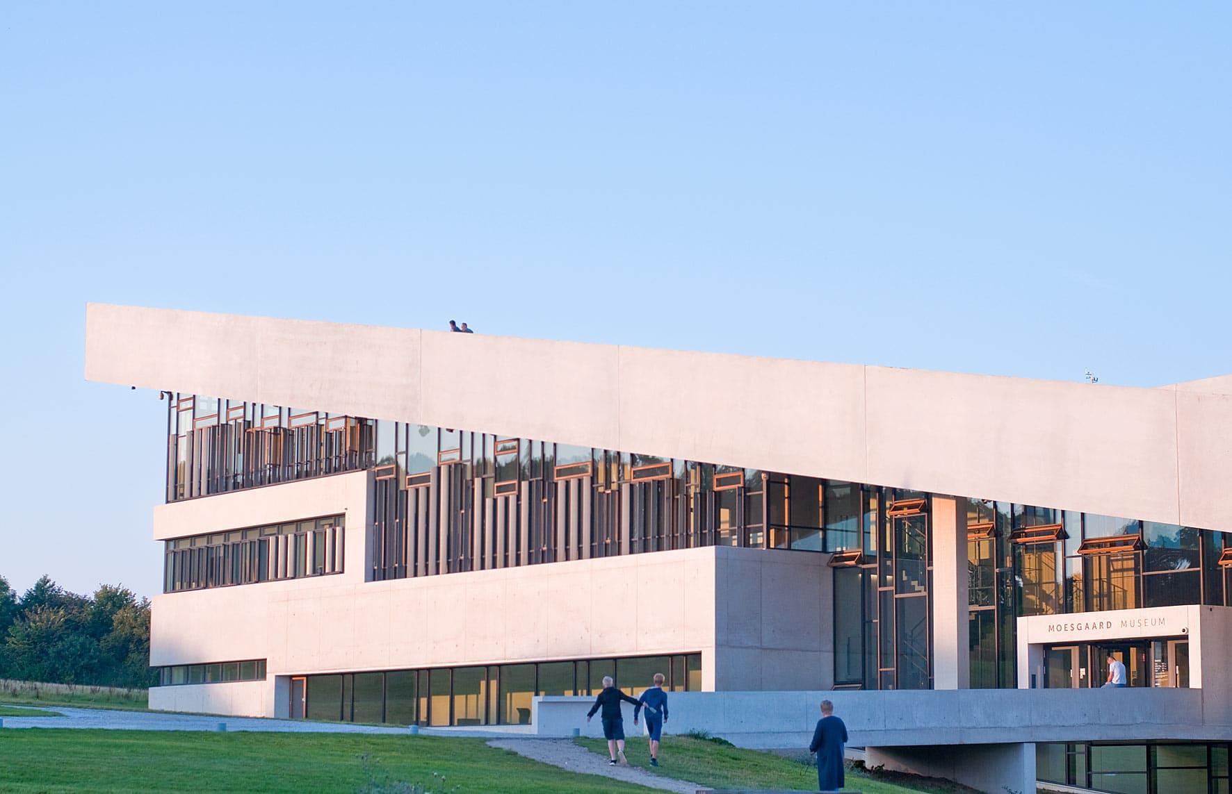 MOMU Moesgaard Museum in Aarhus
