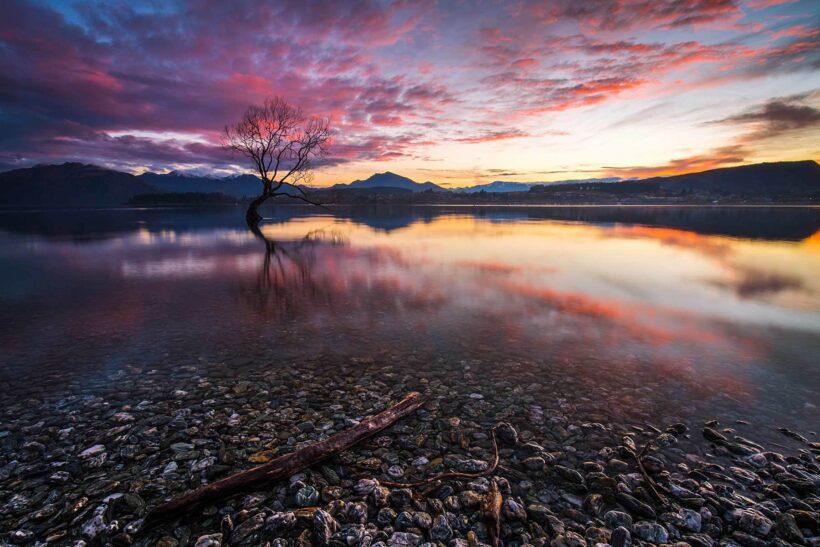 Lake Wanaka, Wanaka, South Island