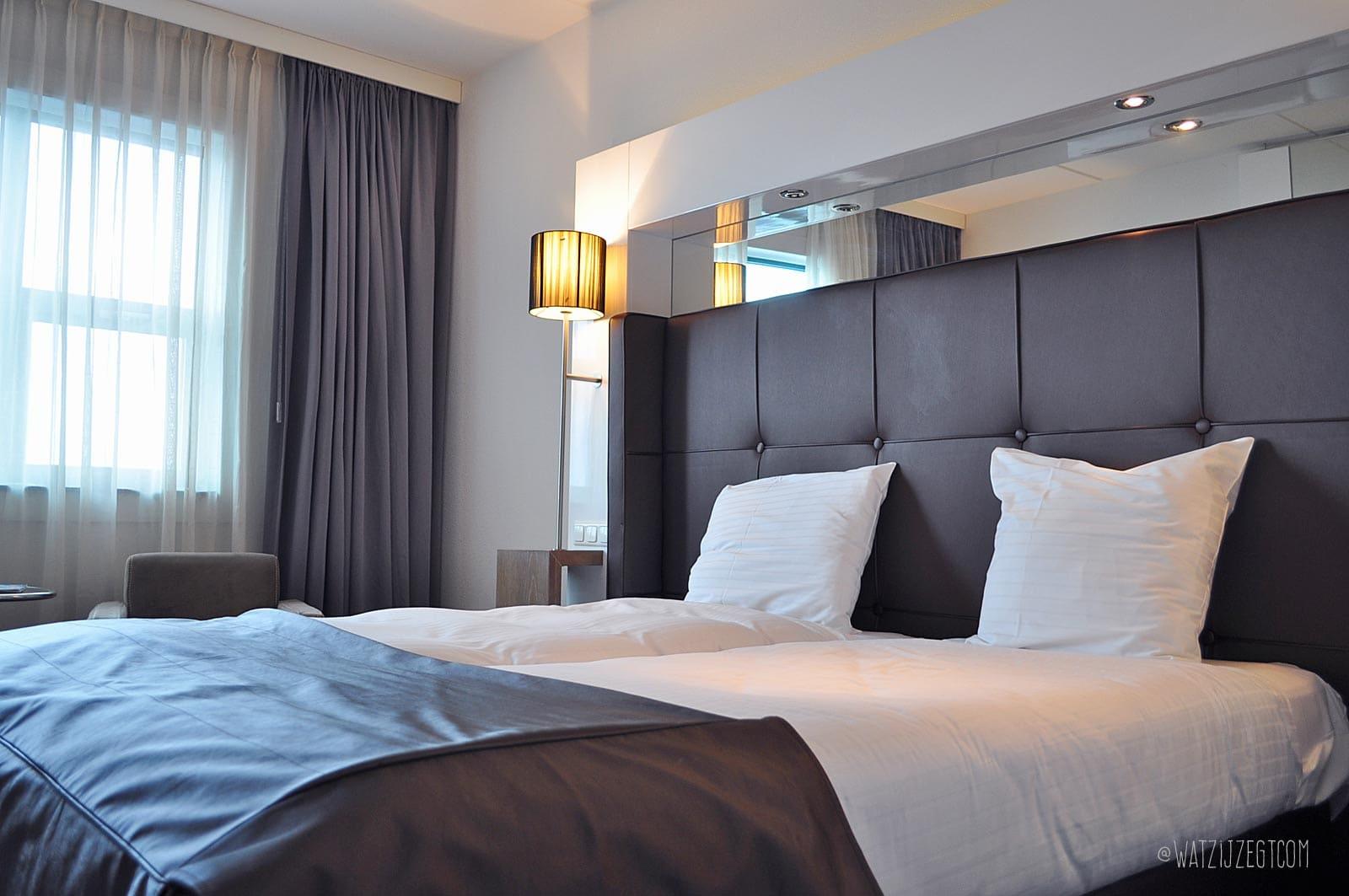 Slapen in het WTC Hotel Leeuwarden