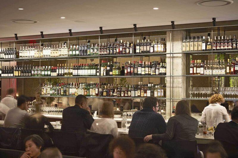 Dineren bij sterren-chefs in New York City: Flora Bar