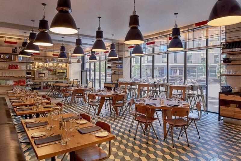 Dineren bij sterren-chefs in New York City: Harold Moore