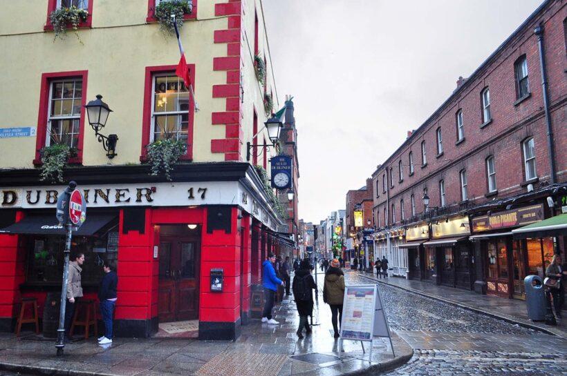 Wat te doen in Dublin als het regent: tips