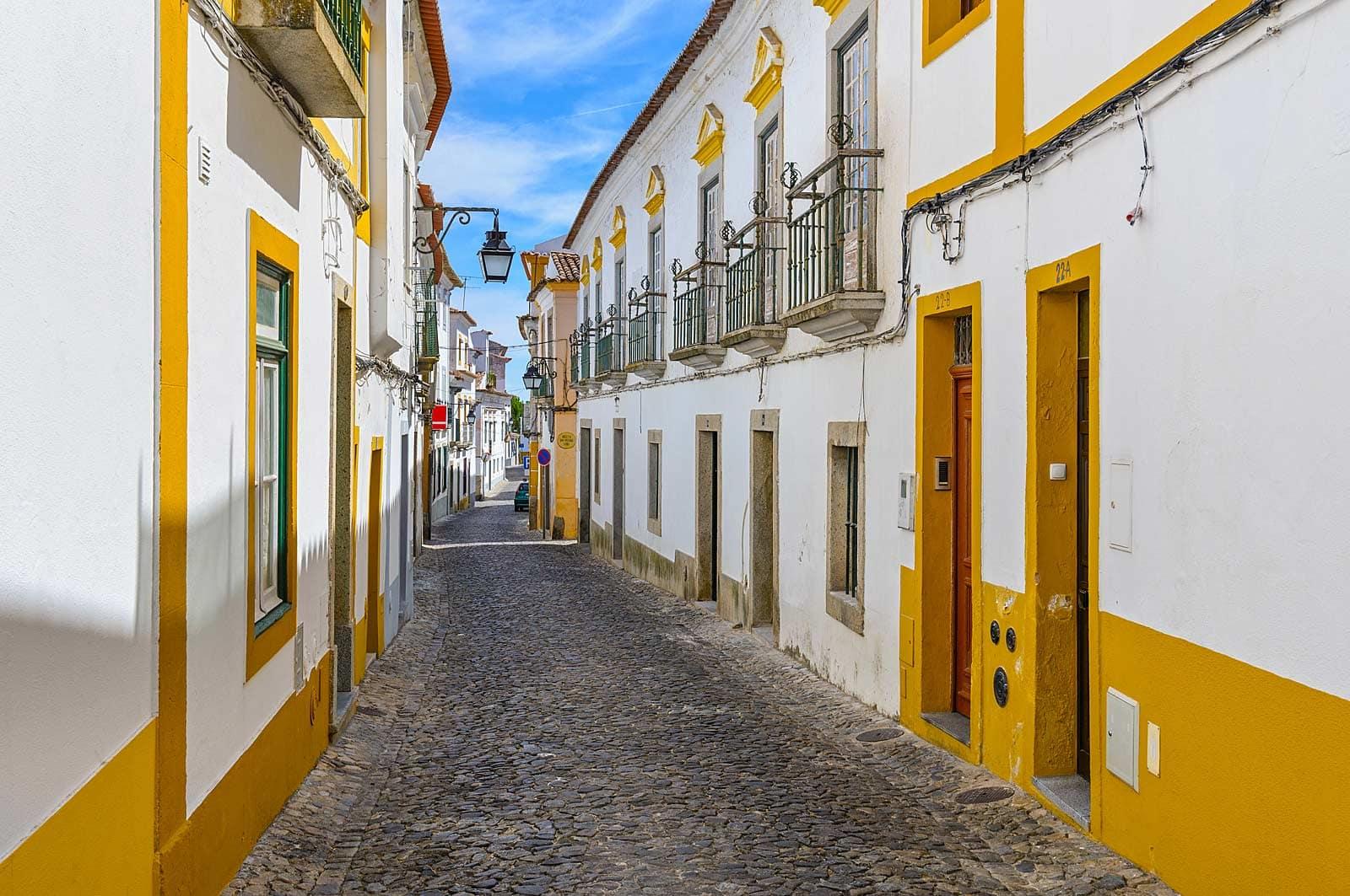 Alentejo in Portugal: 6x voor je bucket list: Evora in Alentejo, Portugal