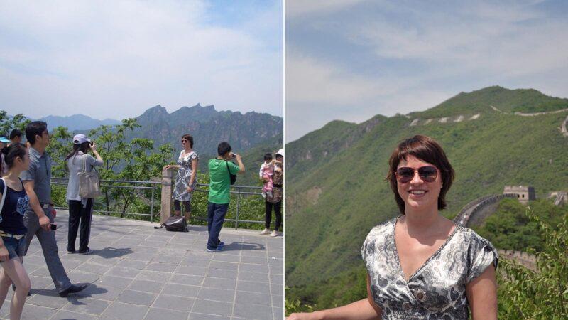 Reizen op Instagram vs realiteit: De Grote Muur in China