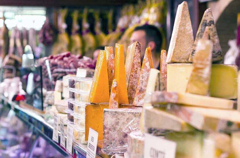 De leukste steden voor een foodie trip: Valencia (Valencia Mercado de Colon)