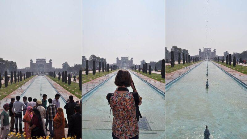 Reizen op Instagram vs realiteit: De Taj Mahal in India