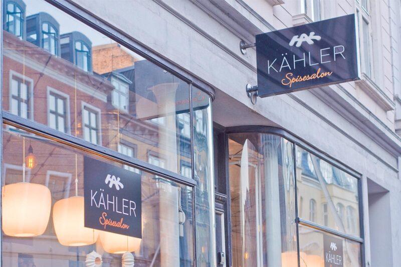 Kahler Aarhus: de lekkerste lunchspot voor smørrebrød