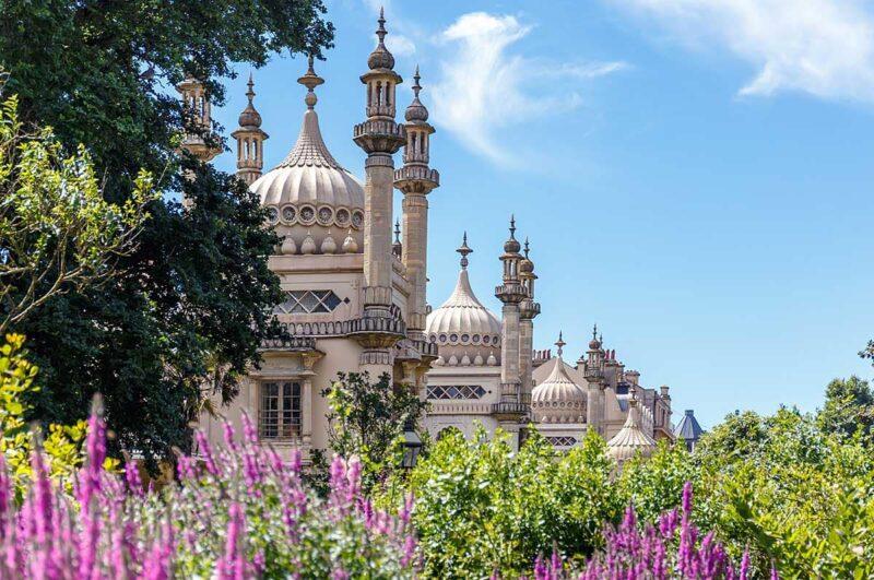 Bezoek het Royal Pavilion in Brighton